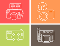 Photography Icon/Pattern