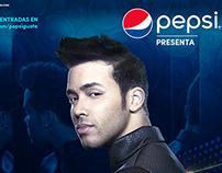 Pepsi Concert - Price Royce