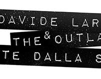 DAVIDE LARGHIS & THE OUTLAWS - Note dalla strada