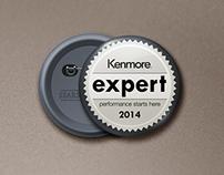 Kenmore Expert // Pin
