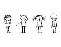 """Ilustraciones - Libro """"Emociones - Sistema operativo"""""""