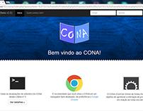 Controle de Notas Online (CONA)