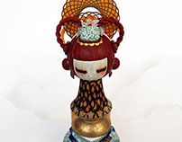 Wooden toy, Lili
