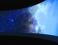 Universe Odyssey - Video installation