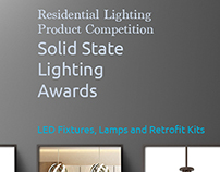 Lighting for Tomorrow SSL Awards Brochure