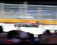 Singapore Grand Prix Singapore F1 2014