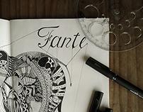 Ego-Fante - Illustration for Antonio Navarro