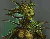 Branch Man