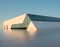 Архитектурный проект визуализация