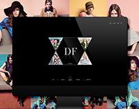 Dazzle Fashion Website
