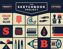 The sketchbook project 2015