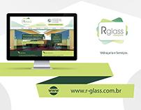 Web Design | Website R-Glass - Vidraçaria e Serviços