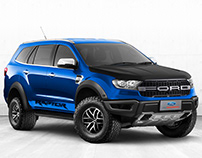 Ford Everest Raptor