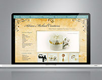 Web Design & Development - Adrian Michael Creations