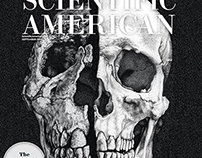 Evolution Cover Art For Scientific American Magazine