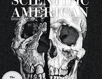 Evolution Cover Art For Scientific American Magazine