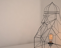 bogatir lamp