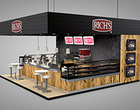 6X6 Stand Design for Rich´s