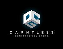 Dauntless Construction Group: Corporate Branding