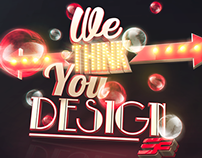 We Think You Design