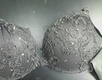 Resurfacing Basic Gray Bras