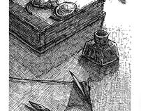 Ilustraciones para libro.