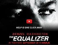 Sony: The Equalizer - EPK Site