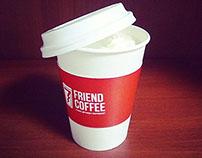 Logo, FriendCoffe