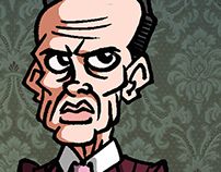 Boardwalk Empire - Caricatures
