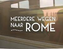 Meerdere wegen naar Rome