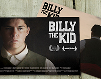 Billy the Kid Promotional Postcard