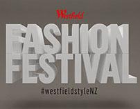 Westfield Fashion Festival