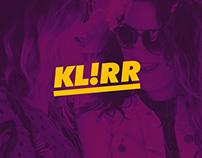 Klirr! Identity Design