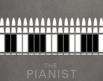 The Pianist - Minimalist Poster