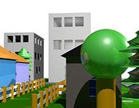 3D-ville