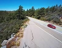 Aerial Cinematography Mt. Laguna
