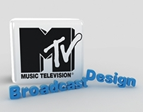 MTV Broadcast Design