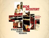 Rob Mostert Englewood Cliffs, Album artwork.