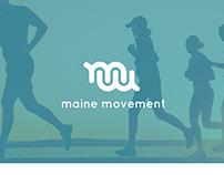 Logo Design for Main Movement