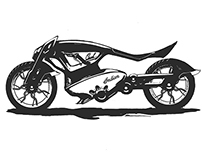 Indian Owl  Concept Motorcycle