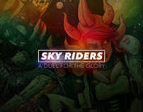 Sky Riders.