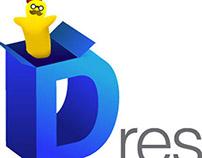Dress Puppet - Logo Design