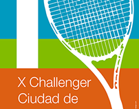 Poster Design - Tennis Tournament