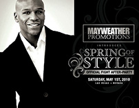 Mayweather Sponsorship Deck