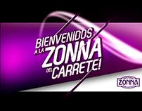 Bienvenidos a la ZONNA del Carrete!