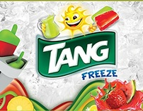 TangFreez Campaign Packaging & InStore Branding- Ogilvy