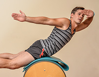 Photo Shoot - Sthiel Pilates