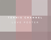 Tennis Channel Poster