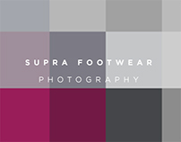 SUPRA Footwear Photography