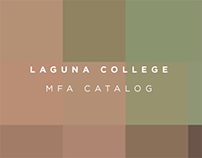 Laguna College of Art + Design MFA Catalog